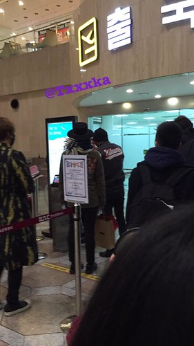 Big Bang - Gimpo Airport - 27feb2015 - Txxxka - 01