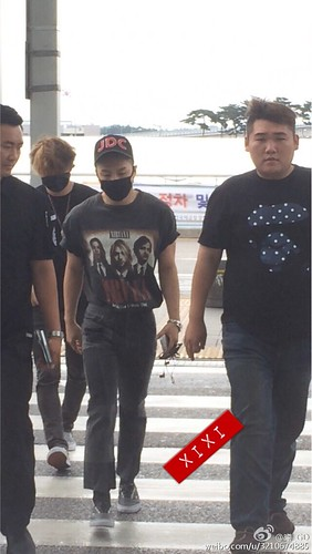 Big Bang - Incheon Airport - 26jun2015 - 3210674885 - 10