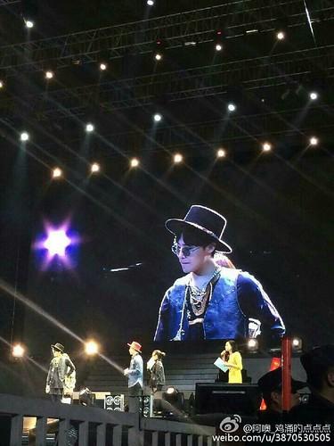 G-Dragon, Seung Ri & Tae Yang - V.I.P GATHERING in Harbin - 阿噢_鸡涌旳点点点 - 03