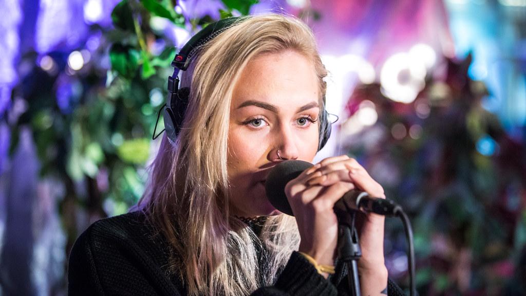 Tomine Harket - Christines radiofestival 2016
