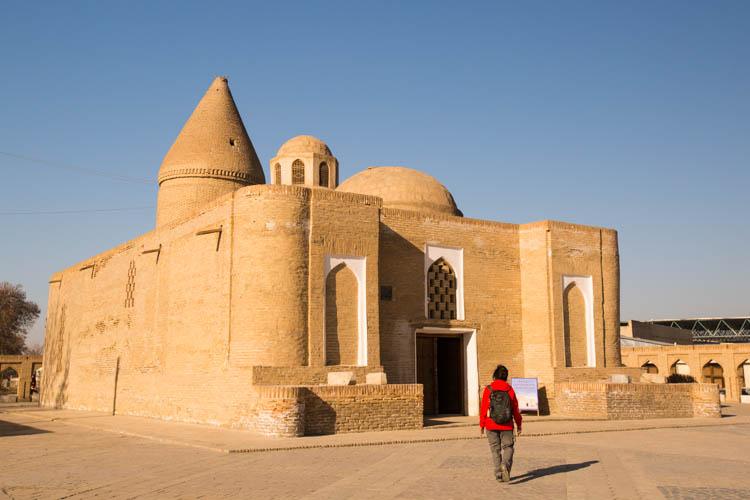 Chashma-Ayub Mausoleum