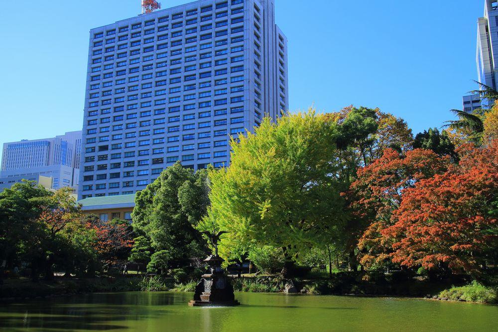 東京都千代田区 日比谷公園