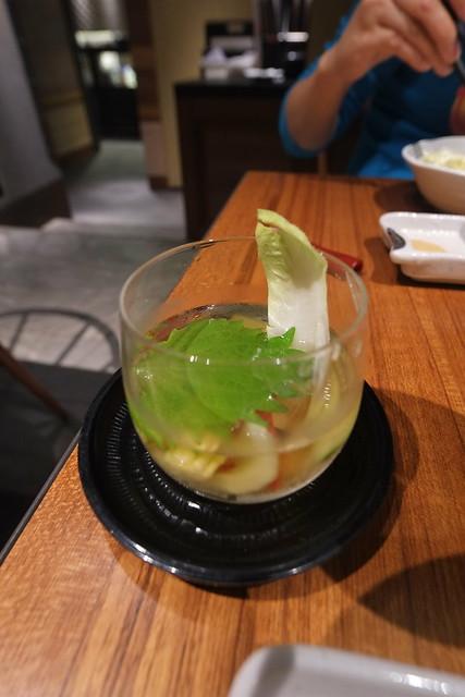 綜合淺漬野菜 - 八兵衛
