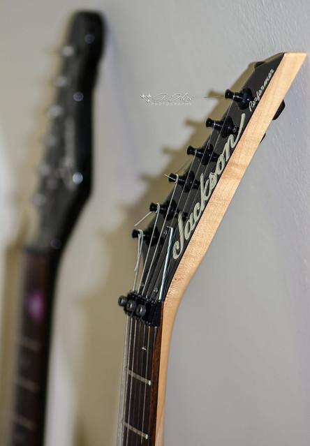 Photo:Jackson electric guitar By goranhas