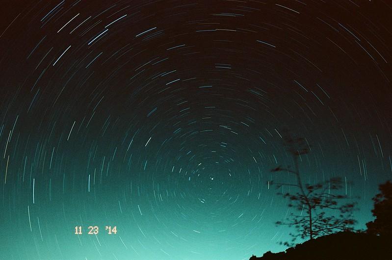 尖石鄉星軌(共兩張)