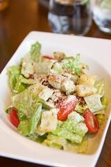 produce(0.0), waldorf salad(0.0), meal(1.0), lunch(1.0), breakfast(1.0), panzanella(1.0), salad(1.0), vegetarian food(1.0), food(1.0), dish(1.0), cuisine(1.0), caesar salad(1.0),