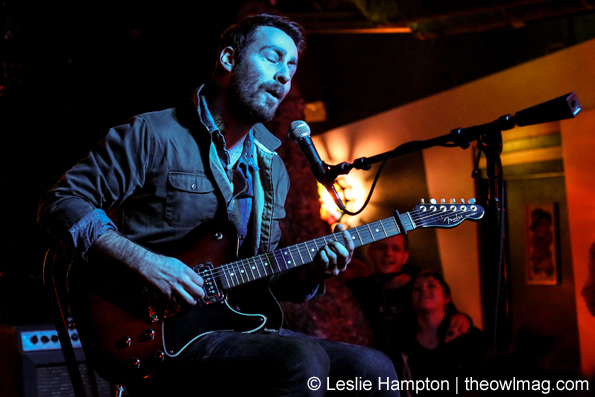 Owen @ Bottom of the Hill, SF 12/10/14