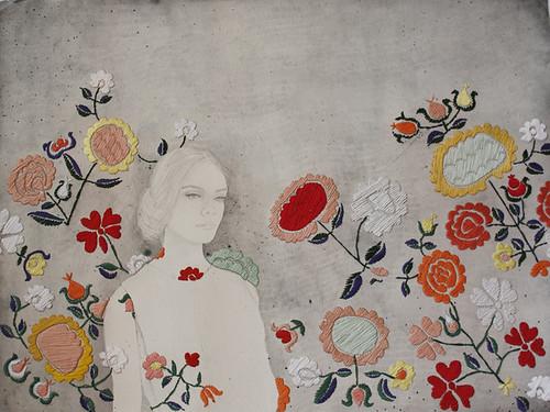 Izziyana Suhaimi The Loom in Our Bones one