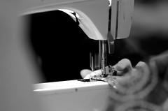 wheel(0.0), sewing machine(1.0), art(1.0), white(1.0), monochrome photography(1.0), close-up(1.0), monochrome(1.0), black-and-white(1.0),
