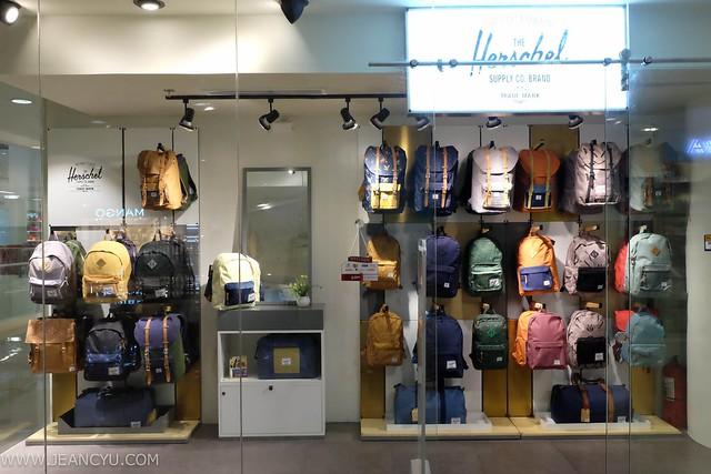 herschel store