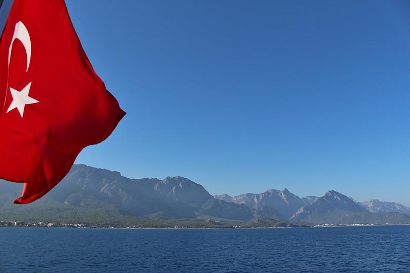 Flag, Kemer, Turkey