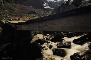 mountain's bridge