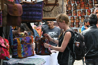 Chichi Markets.  Guatemala.