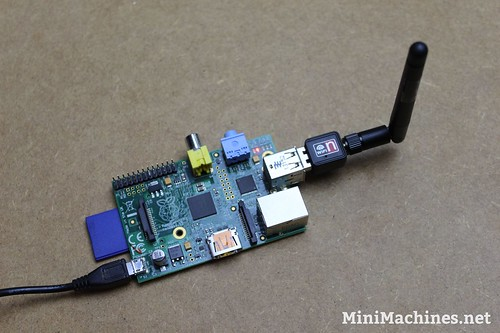 Raspberry PiRateBox