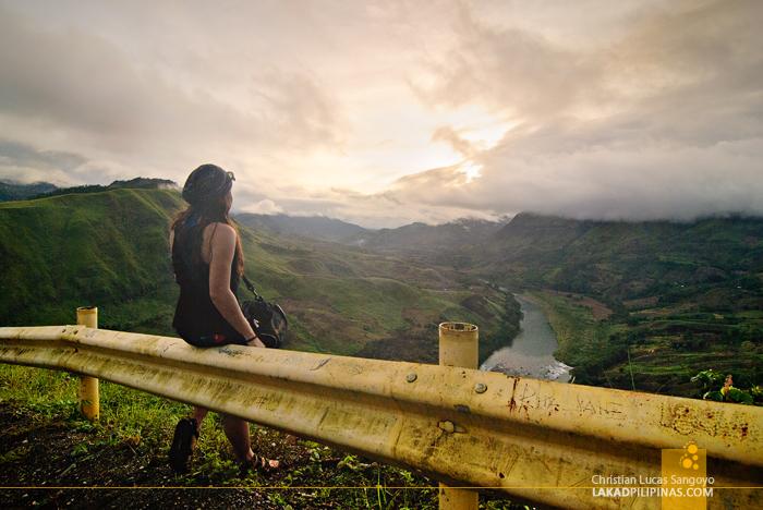 Landingan Viewpoint in Nagtipunan, Quirino