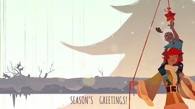 Happy Holidays from Supergiant