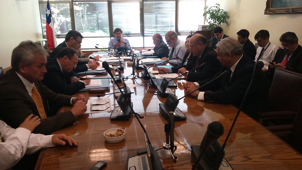 Comisión de Hacienda del Senado aprueba por unanimidad Proyecto AFSAG - 15 Diciembre 2014