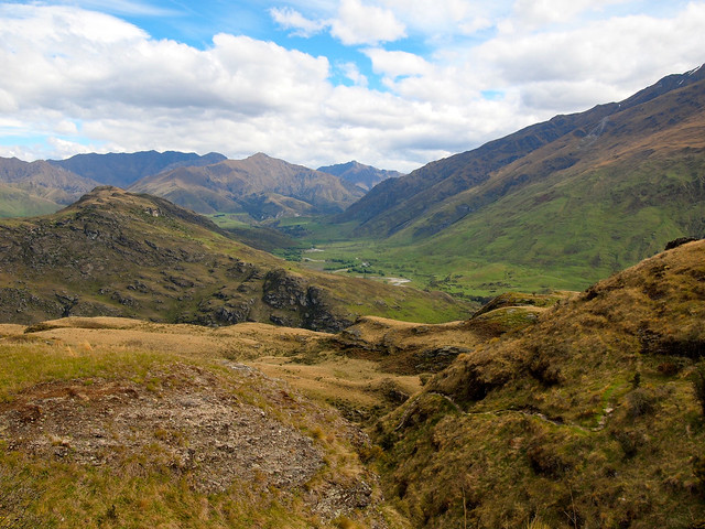 Rocky Mountain Track in Wanaka