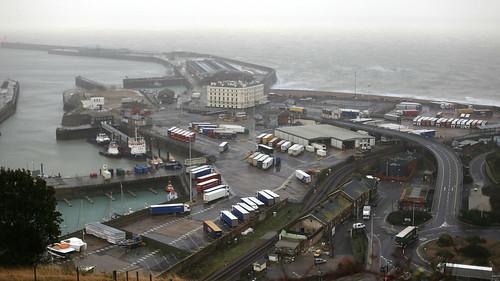 Dover in January