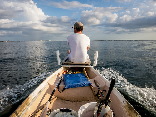 An Afternoon and Evening Afloat