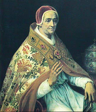 Portrait of Antipope Clement VII