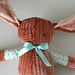 Little Bunny by PatchworkPottery