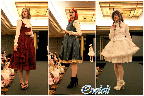 Fashion Show - Owloli
