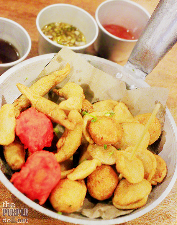 Street Food Platter (P200)
