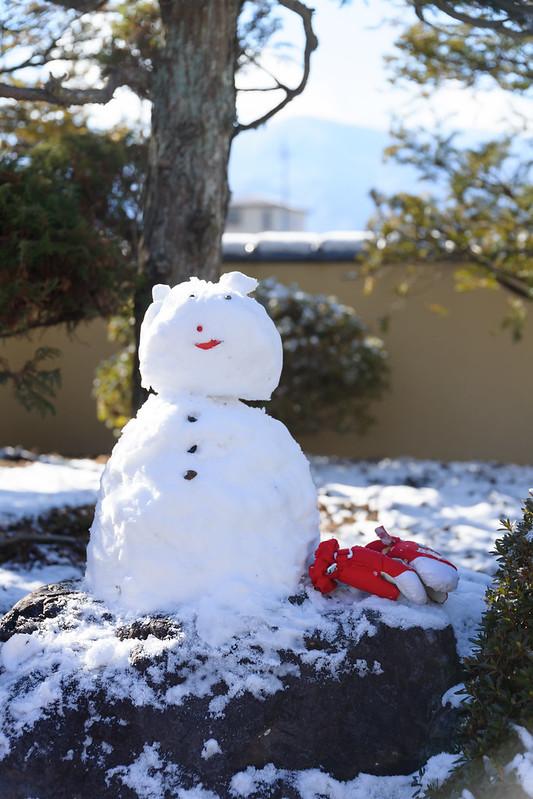 My sweet snowman