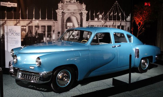 1948 Tucker Torpedo at 2015 CIAS
