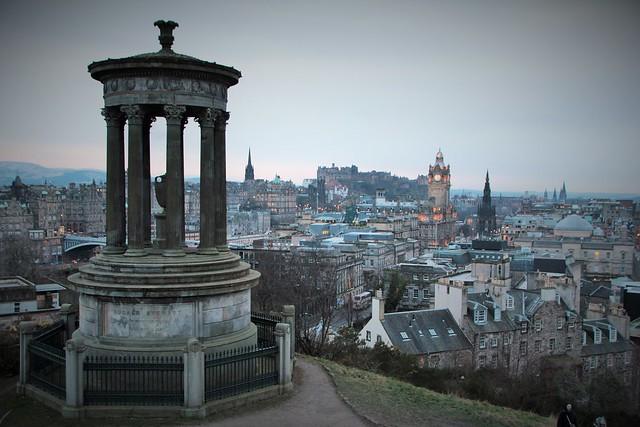 Header of Edinburgh