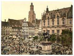Market Square, Wrocław