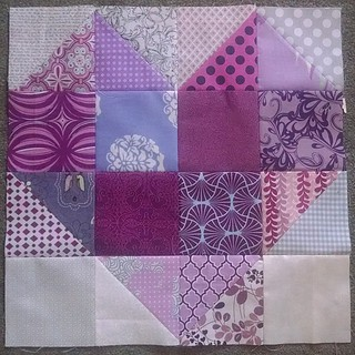 Stash bee hive 2 - January block 2 @lalinsocal #stashbee
