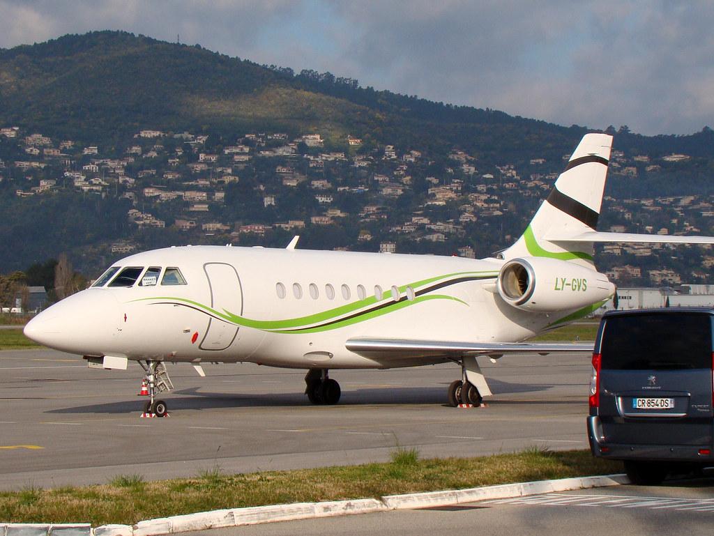 Aeroport Cannes-Mandelieu , LFMD , Février 2015 16412876850_46025be77e_b