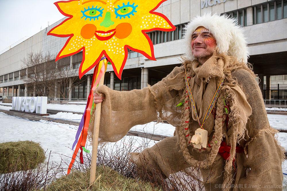 Moscow celebrates Maslenitsa festival