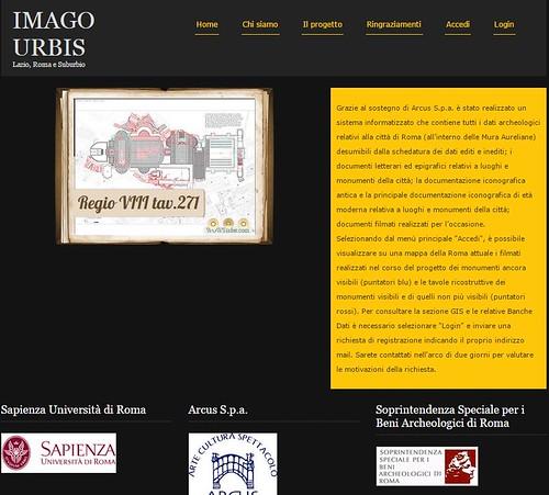 """ROMA ARCHEOLOGICA & RESTAURO ARCHITETTURA: PROF. ANDREA CARANDINI, """"IMAGO URBIS - Lazio , Roma e Suburbio,"""" LA SAPIENZA UNIVERSITA`   Arcus S.p.a   SSBAR (2015). Review of """"ATLANTE DI ROMA ANTICA, Vol. I & II (2013), by: T. P. Wiseman & J. E. Packer, 2013"""