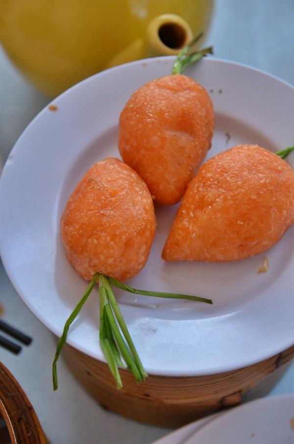 Carrot Dim Sum