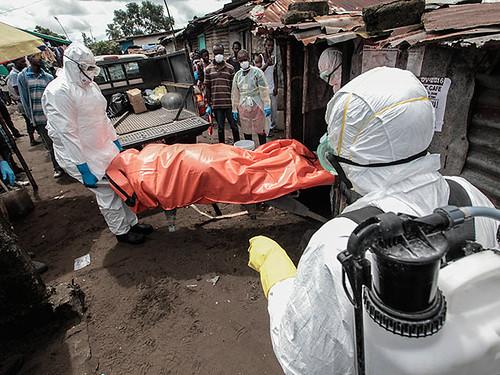 Віце-президент Сьєрра-Леоне ізолював себе в карантині після смерті охоронця від Еболи