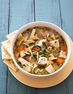 Chicken Soup Slow Cooker