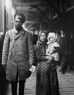 Dutch immigrants, 1911 / Des immigrants néerlandais en 1911