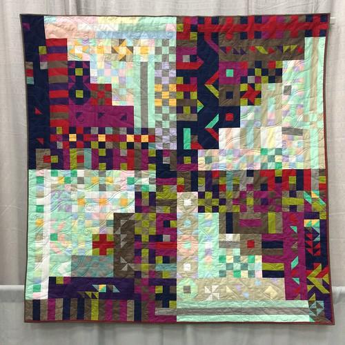 Propelled Pixels by Kim Lapacek (Poynette, Wisconsin)