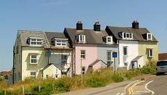 Terraced houses, Seaford