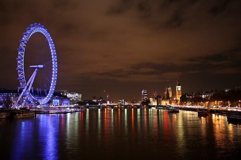London eye-倫敦眼-大笨鐘-17度C英國隨拍 (7)