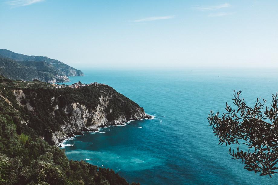 Corniglia / Cinque Terre, Liguria. Italy 2014.