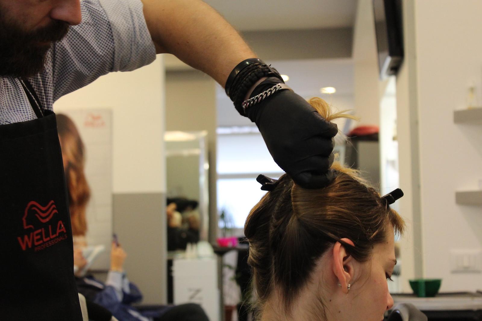 blending capelli