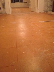 Tiling the Master Suite