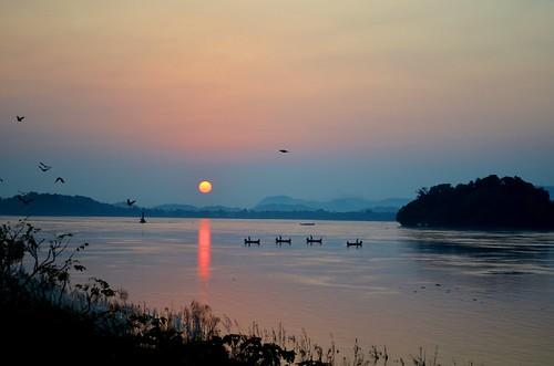 sunset explore assam guwahati in nirmali inexplore platinumpeaceaward