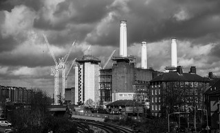 Battersea Power Station | My View From The Train