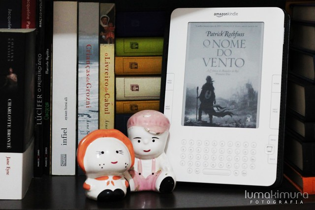 O Nome do Vento (Patrick Rothfuss)