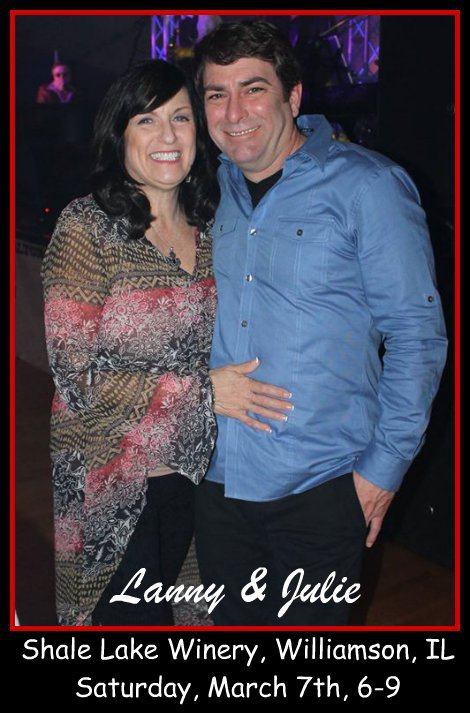 Lanny & Julie 3-7-15